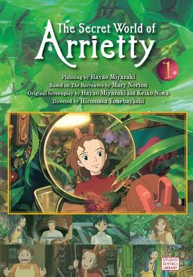 Arrietty cover