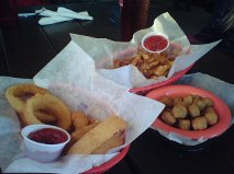 Blue-Note-Grill-food-onion-rings-and-fried-okra