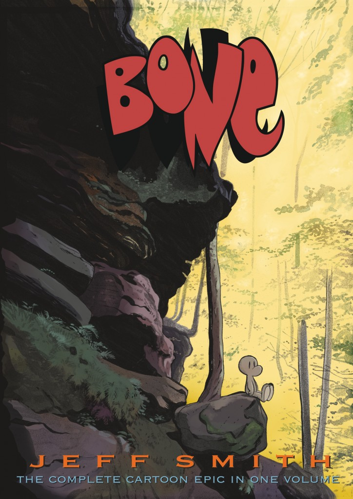 Bone-One-Volume-Cover