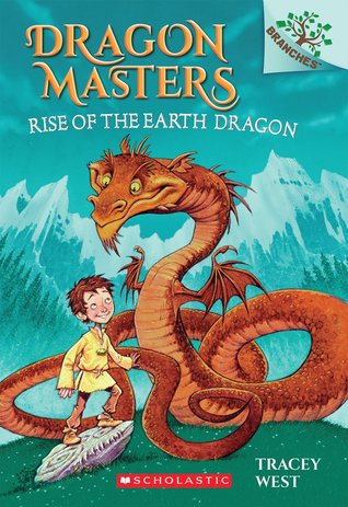 Cover Dragon Master rise of the earth dragon