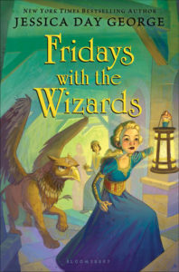 Cover Fridays with the Wizards