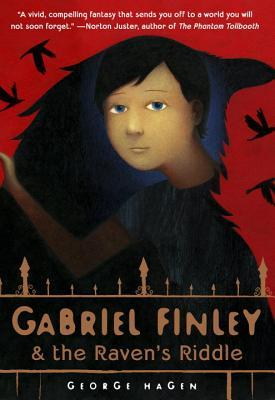 Cover Gabriel Finley and the Raven's Riddle