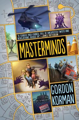 Cover Masterminds