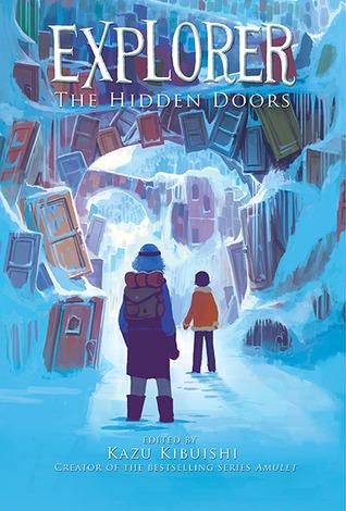 Explorer Hidden Doors cover