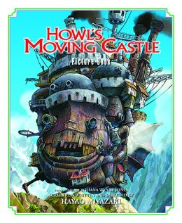Howls Moving Castle Cover