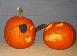 Pumpkin Fight 2010