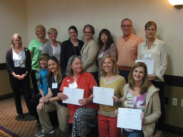 SCBWI Raleigh May 2013 awards