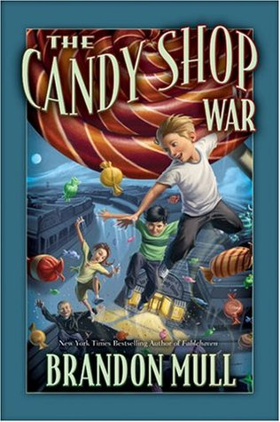 The Candy Shop War cover