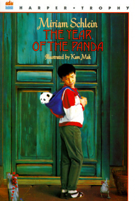 The year of the Panda cover