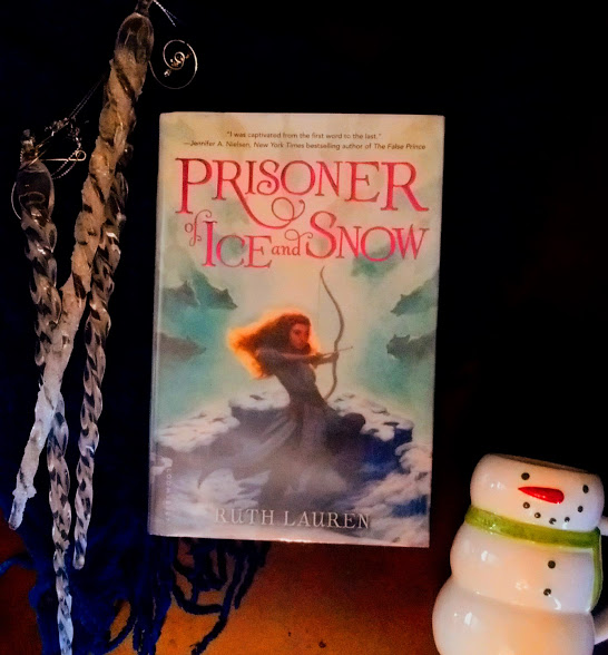 book photography Prisoner of Ice and Snow