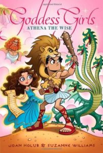 cover Athena the Wise