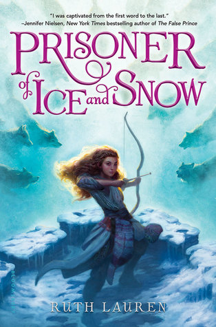 cover Prisoner of Ice and Snow