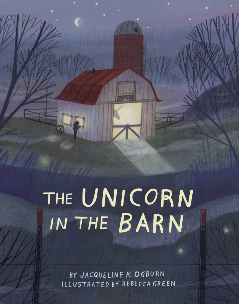 cover Unicorn in the Barn hi-res