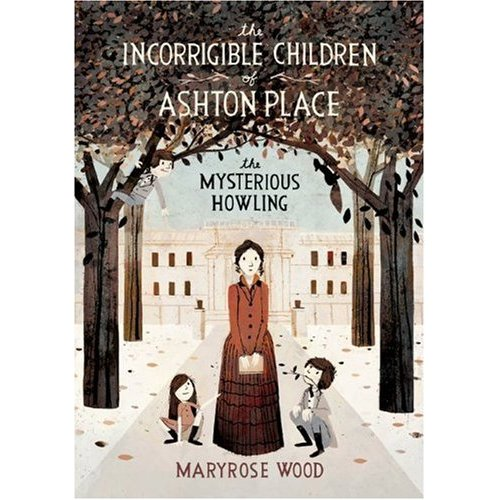 cover icorrigible children of ashton place