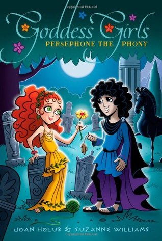 cover persephone the phony