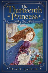 cover the thirteenth princess